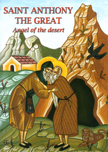 Saint Anthony The Great Orthodox Book