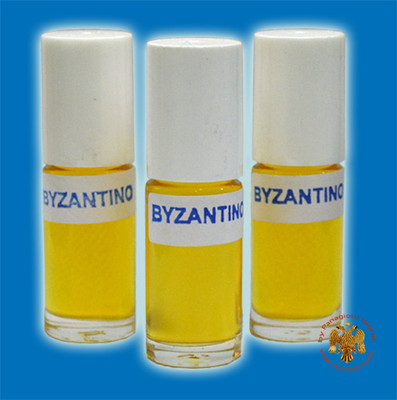 Byzantine (Perfumed Holy Oil)-3 Bottles of 20ml-