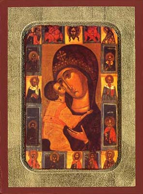 Virgin of Igor