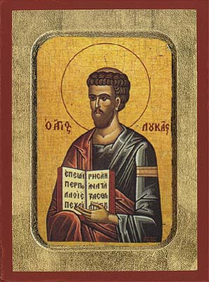 Luke the Apostle and Evangelist