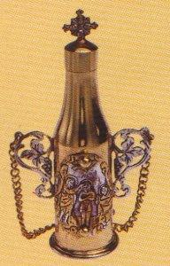 Anointing Oil Bottle Design A