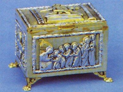 Reliquary or Relics Box - Tabernacle H
