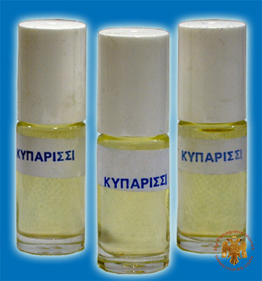 Cypress (Perfumed Holy Oil)-3 Bottles of 20ml-