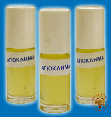 HoneySuckle (Perfumed Holy Oil)-3 Bottles of 20ml-