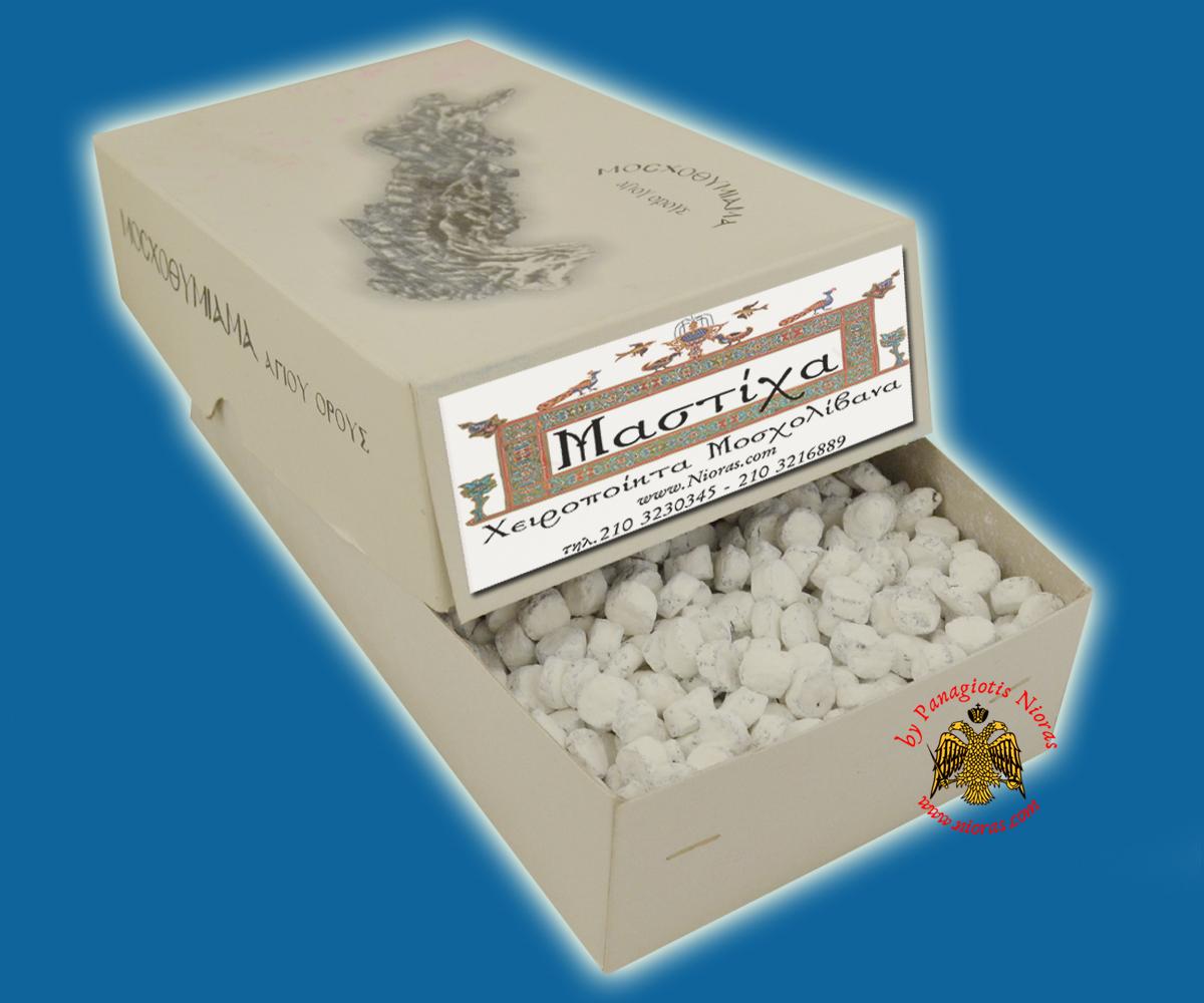 Mastic Incense Mount Athos Unique Quality Frangrance, Incense