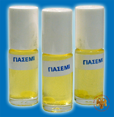Jasmine (Perfumed Holy Oil)-3 Bottles of 20ml-