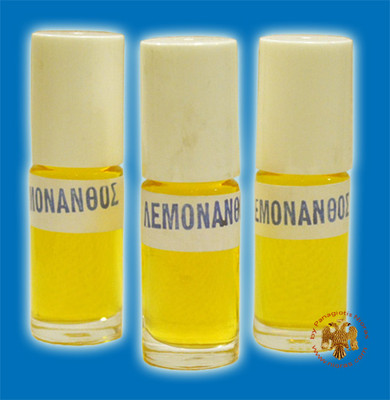 LemonTree (Perfumed Holy Oil)-3 Bottles of 20ml-