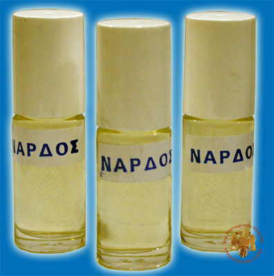 Nard (Perfumed Holy Oil)-3 Bottles of 20ml-