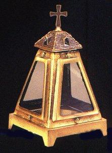 Pyramid Style A Cenotaph Oil Candle