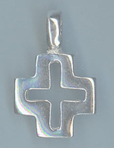 Traditional Silver 925 Cross_A05_00099 Made in Greece