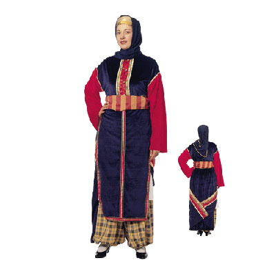 Cappadokian Female Traditional Dance Costume